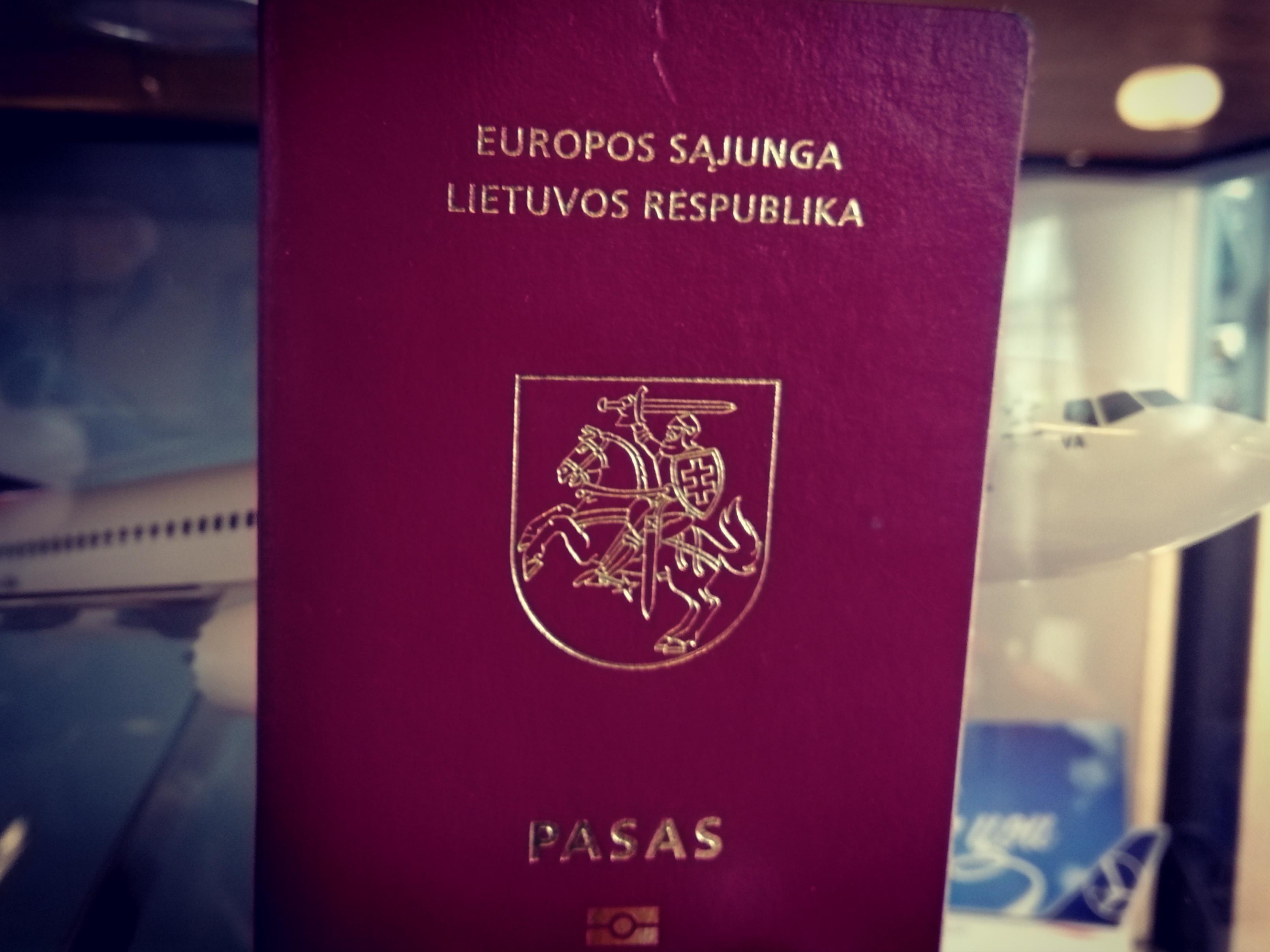 Lietuvos pasas